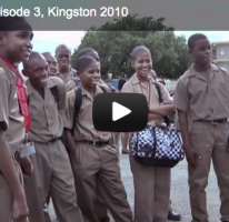 Chasing Bolt, Episode 3 – Kingston, 2010