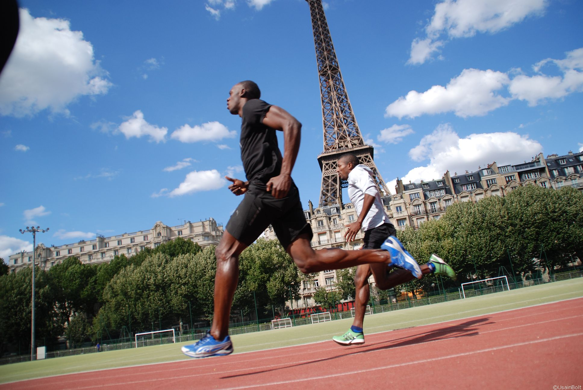 Race Announcement: Paris Diamond League, July 5
