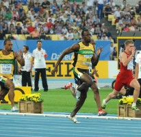 200 METRES Heats