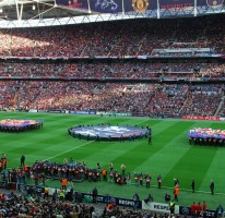 UEFA Champions League Final, Wembley 2011