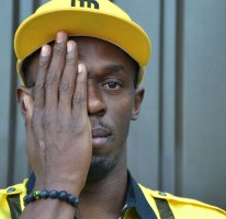 Jamaican Olympic Team Press Conference in London