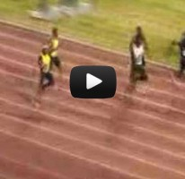 Throwback Thursday: Usain runs 9.76 in Kingston