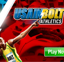 &#8216;USAIN BOLT ATHLETICS&#8217;