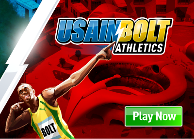 'USAIN BOLT ATHLETICS'