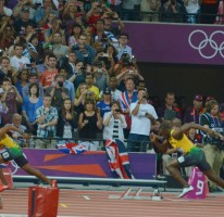 Olympic Games 200m Final