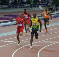 Olympic Games 4x100m World Record