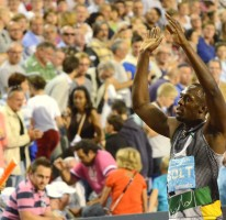 BOLT ENDS SEASON ON A WINNING NOTE