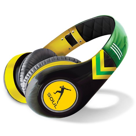 SOUL by Usain Bolt headphones available to buy
