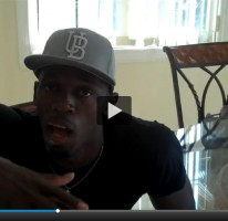 Video message from Usain February 2013