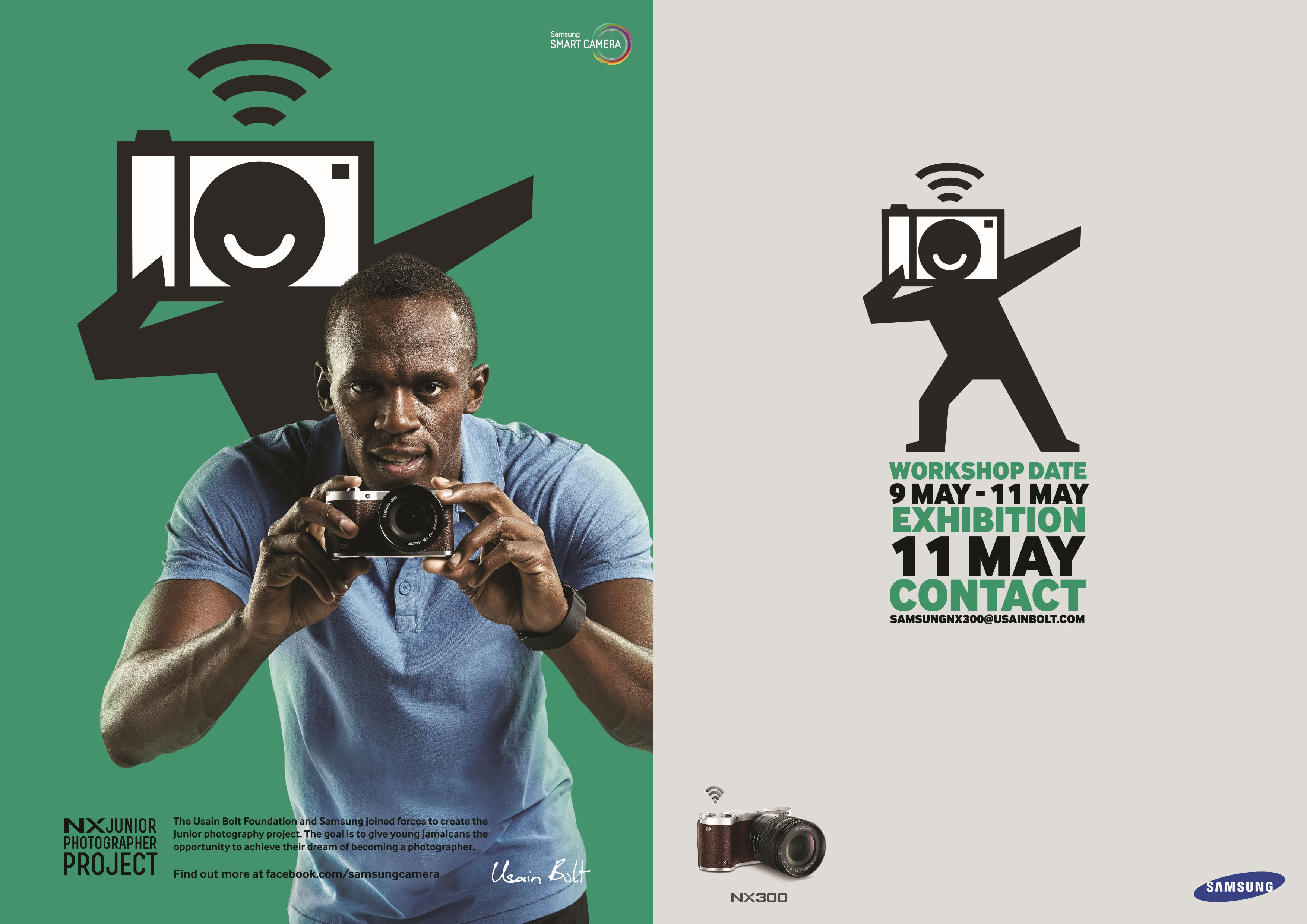 Samsung Camera workshop in Jamaica