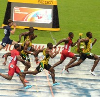 Usain wins World Championships 100m title
