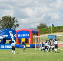 Samsung Cup 2013 sponsored by The Usain Bolt Foundation