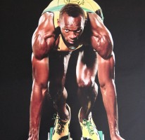Win a Usain Bolt 'I'm Ready' poster