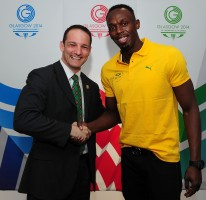 Photos from the Commonwealth Games press conference in Glasgow