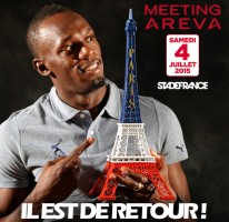 Race Announcement – Paris Diamond League, July 4
