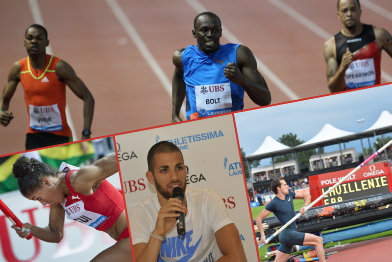 Race Announcement: Athletissima Lausanne, July 9
