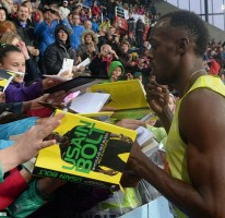 Usain wins 7th title in Ostrava