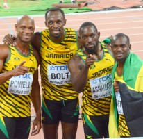 Usain wins eleventh World Championships gold