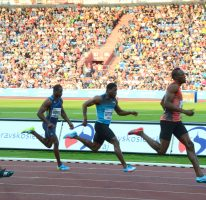 Usain takes 8th Ostrava win