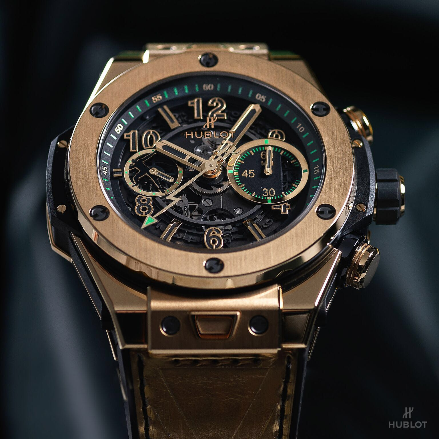 Hublot launches two new Usain Bolt signature watches