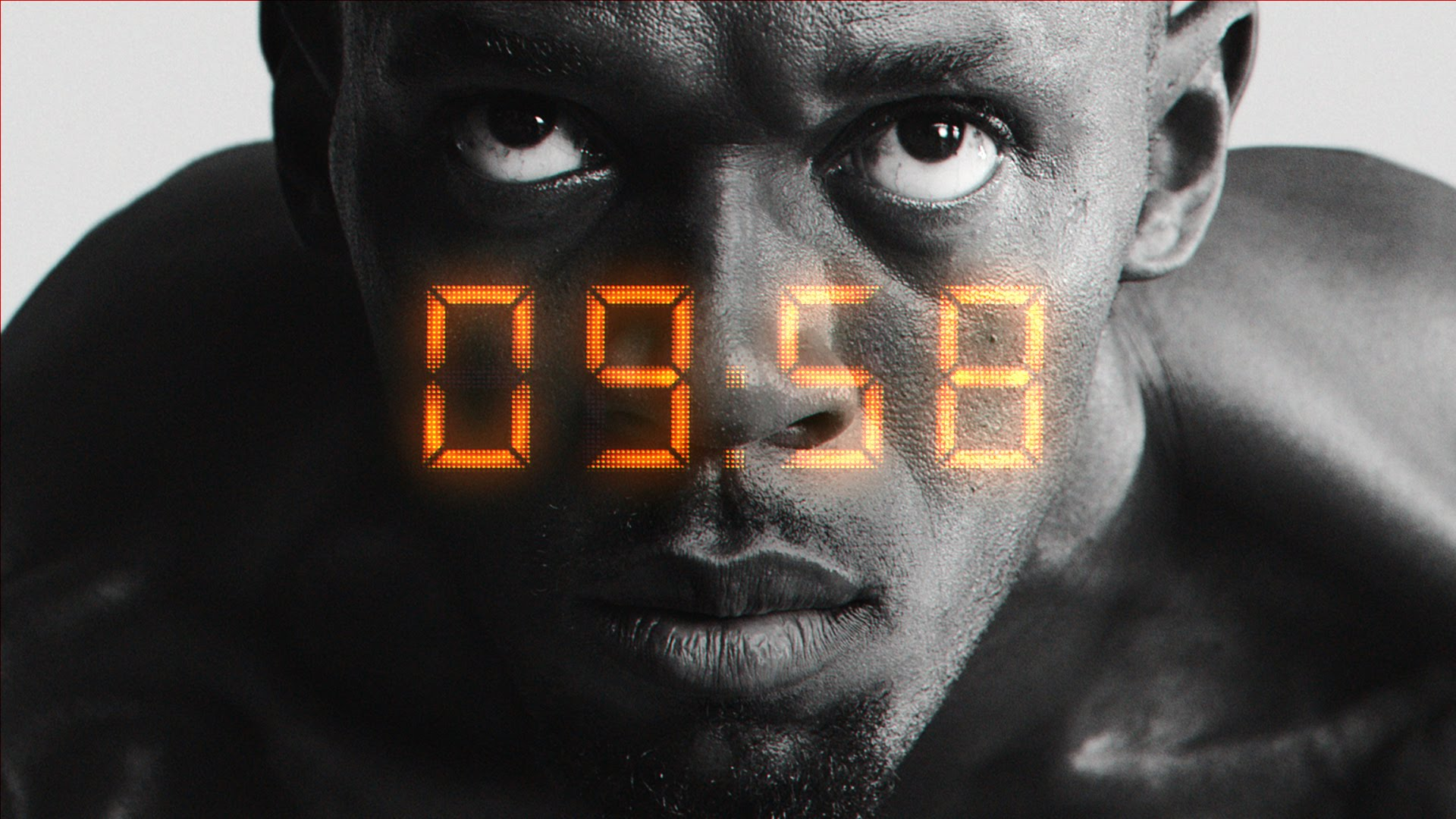 Usain's new Virgin Media commercial