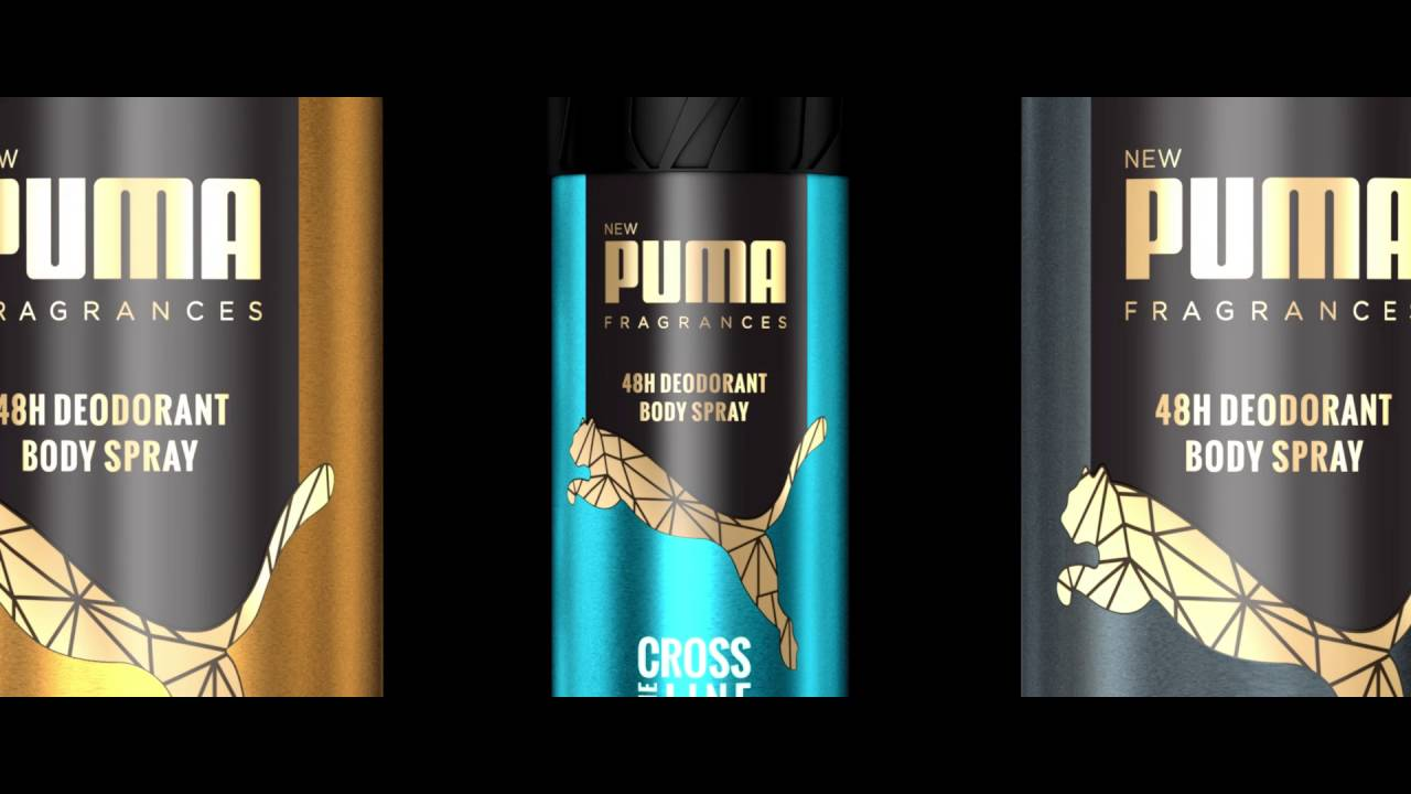 Usain in the new Puma Deodorant ad