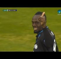 USAIN'S SOCCERAID HIGHLIGHTS