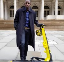 Usain launches BOLT Mobility Electric Scooter Brand
