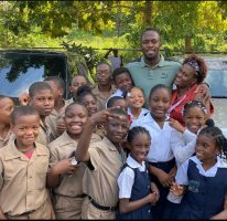 Usain Bolt Foundation donates laptops to Jamaican schools