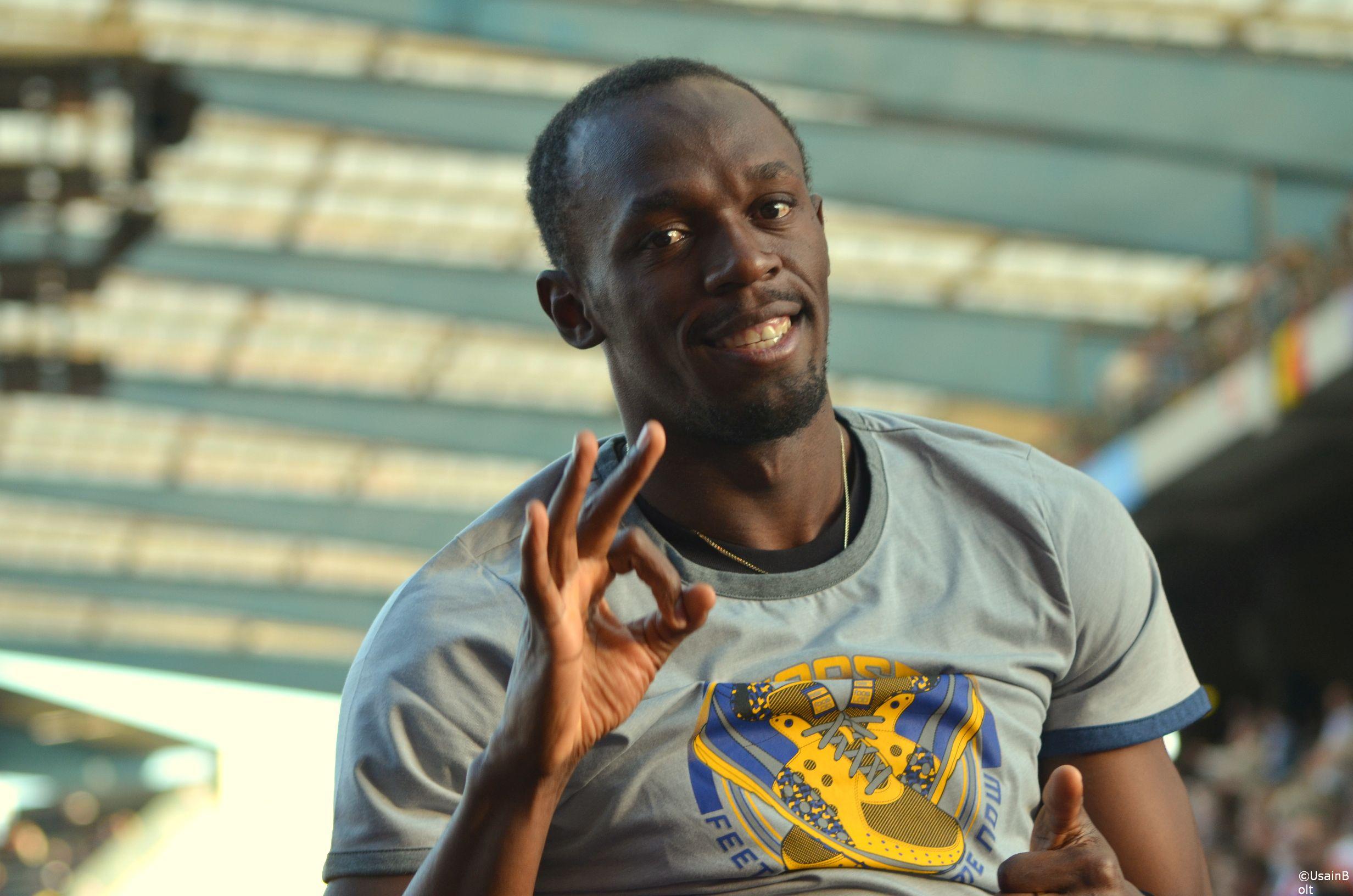 Usain Bolt announced for Brussels MVD on 6th September