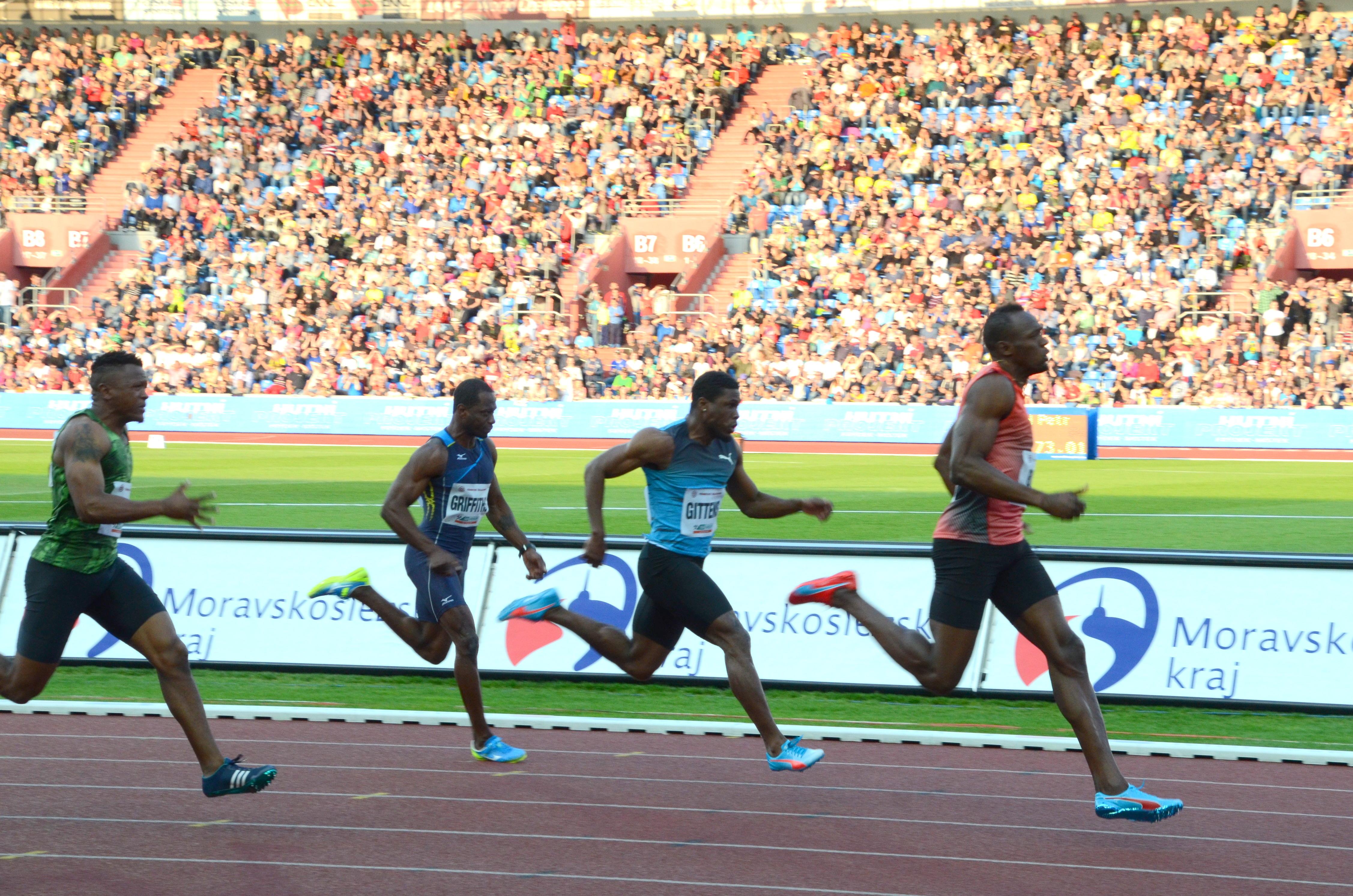 Usain takes 8th Ostrava win