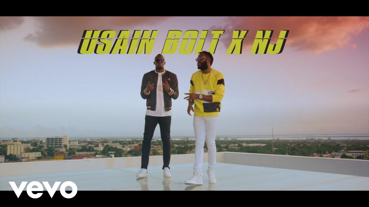 'Living The Dream' Usain Bolt & NJ